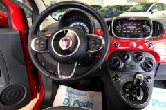 FIAT 500 AUTOMATICA USATA MATERA BARI POTENZA TARANTO 44