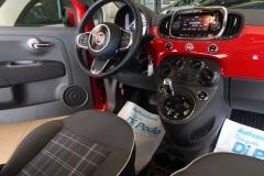 FIAT 500 AUTOMATICA USATA MATERA BARI POTENZA TARANTO 45