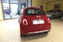 FIAT 500 AUTOMATICA USATA MATERA BARI POTENZA TARANTO 6