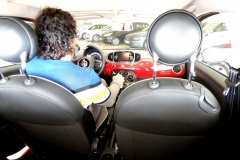 FIAT 500 AUTOMATICA USATA MATERA BARI POTENZA TARANTO 66