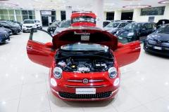 FIAT 500 1300 DIESEL MULTIJET USATA 8