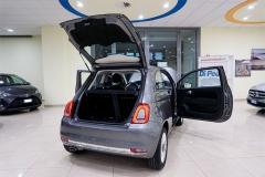 Fiat 500 Grey 10