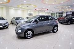Fiat 500 Grey 13