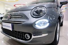 Fiat 500 Grey 14