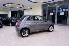Fiat 500 Grey 15