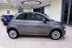 Fiat 500 Grey 16