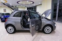 Fiat 500 Grey 16A