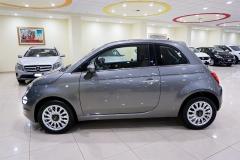 Fiat 500 Grey 17
