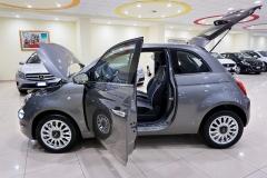 Fiat 500 Grey 17A
