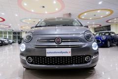 Fiat 500 Grey 18