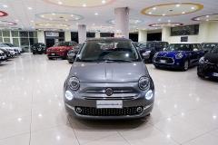 Fiat 500 Grey 2