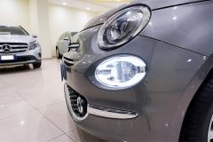 Fiat 500 Grey 20