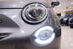 Fiat 500 Grey 21
