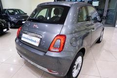Fiat 500 Grey 25