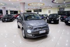 Fiat 500 Grey 3
