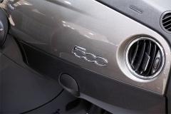 Fiat 500 Grey 39