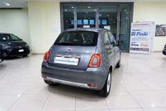 Fiat 500 Grey 4