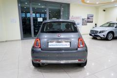 Fiat 500 Grey 5