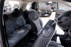 Fiat 500 Grey 57