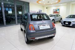 Fiat 500 Grey 6