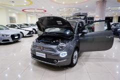 Fiat 500 Grey 7