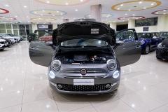 Fiat 500 Grey 8