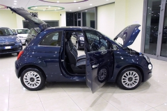 Fiat 500 Usato Matera 17