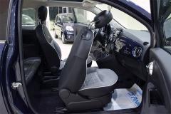 Fiat 500 Usato Matera 64