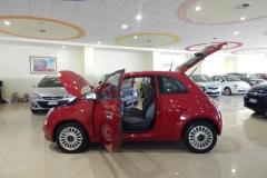 FIAT 500 USATA MATERA BARI TARANTO 19