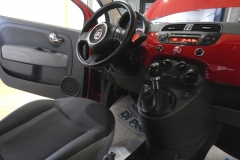 FIAT 500 USATA MATERA BARI TARANTO 50