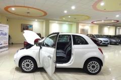 FIAT 500C CABRIO AUTOMATICA USATO AZIENDALE 17