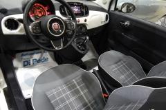 FIAT 500C CABRIO AUTOMATICA USATO AZIENDALE 23