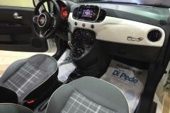 FIAT 500C CABRIO AUTOMATICA USATO AZIENDALE 25