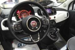 FIAT 500C CABRIO AUTOMATICA USATO AZIENDALE 26