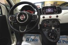FIAT 500C CABRIO AUTOMATICA USATO AZIENDALE 27