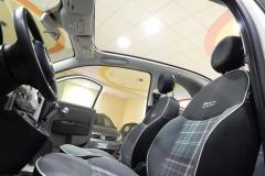 FIAT 500C CABRIO AUTOMATICA USATO AZIENDALE 30