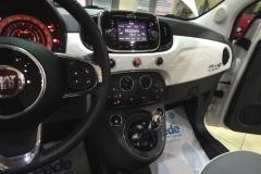 FIAT 500C CABRIO AUTOMATICA USATO AZIENDALE 33