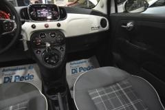 FIAT 500C CABRIO AUTOMATICA USATO AZIENDALE 41