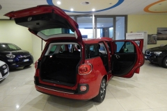 FIAT 500L LIVING 1600 DIESEL AZIENDALE USATA MATERA BARI TARANTO 10