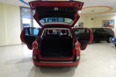 FIAT 500L LIVING 1600 DIESEL AZIENDALE USATA MATERA BARI TARANTO 11