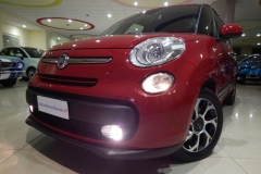 FIAT 500L LIVING 1600 DIESEL AZIENDALE USATA MATERA BARI TARANTO 14