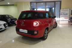 FIAT 500L LIVING 1600 DIESEL AZIENDALE USATA MATERA BARI TARANTO 15