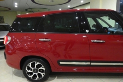 FIAT 500L LIVING 1600 DIESEL AZIENDALE USATA MATERA BARI TARANTO 29 (1)