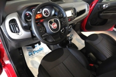 FIAT 500L LIVING 1600 DIESEL AZIENDALE USATA MATERA BARI TARANTO 39