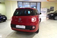 FIAT 500L LIVING 1600 DIESEL AZIENDALE USATA MATERA BARI TARANTO 4