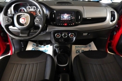 FIAT 500L LIVING 1600 DIESEL AZIENDALE USATA MATERA BARI TARANTO 40