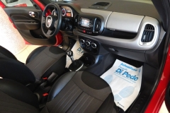 FIAT 500L LIVING 1600 DIESEL AZIENDALE USATA MATERA BARI TARANTO 41