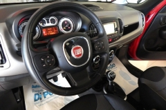 FIAT 500L LIVING 1600 DIESEL AZIENDALE USATA MATERA BARI TARANTO 42