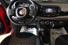 FIAT 500L LIVING 1600 DIESEL AZIENDALE USATA MATERA BARI TARANTO 43