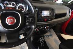 FIAT 500L LIVING 1600 DIESEL AZIENDALE USATA MATERA BARI TARANTO 47